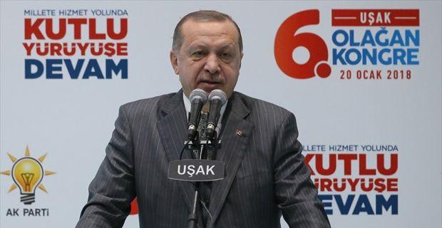Cumhurbaşkanı Erdoğan: Şimdi gereğini yapıyoruz