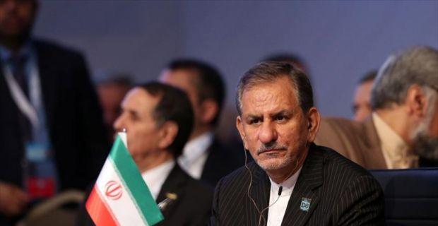 İran Cumhurbaşkanı Birinci Yardımcısı Cihangiri: İran halkının beklentileri yerine getirilmedi