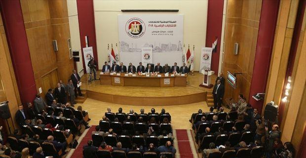 Mısır'da cumhurbaşkanlığı seçim takvimi açıklandı