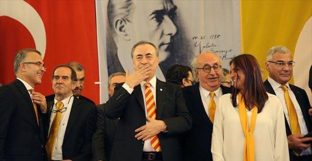 Nizip'ten Galatasaray başkanlığına: Mustafa Cengiz