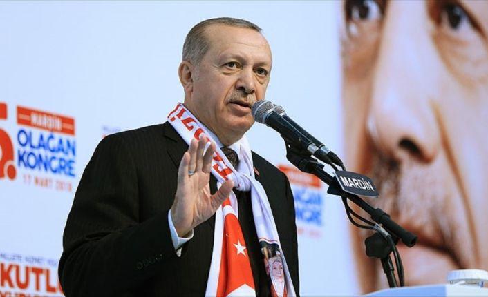 Cumhurbaşkanı Erdoğan: Her an Afrin müjdesi verebiliriz