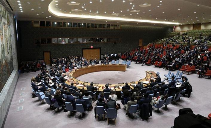 Rusya, BMGK'deki 'Suriye toplantısını' engelledi