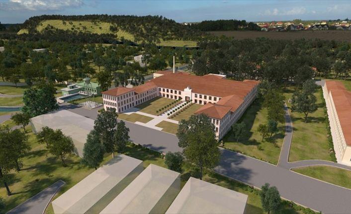 Sanayi kentinin ilk fabrikası turizme kazandırılacak