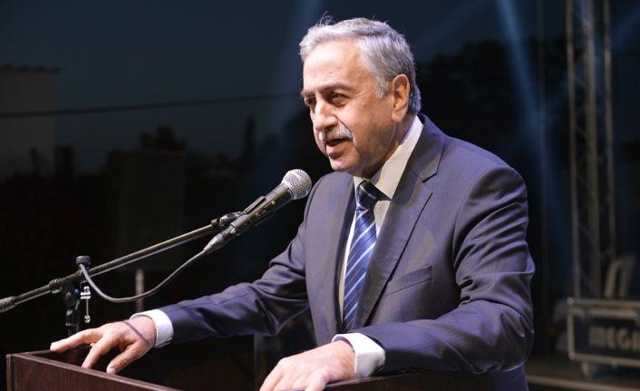 KKTC Cumhurbaşkanı Akıncı'dan Rumlara çağrı