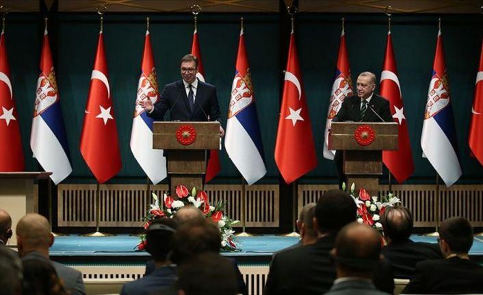Sırbistan Cumhurbaşkanı Vucic: Türkiye Balkanlar'daki en güçlü ülkedir