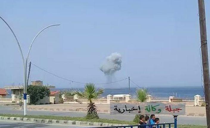 Suriye'de Rus savaş uçağı düştü: 2 ölü
