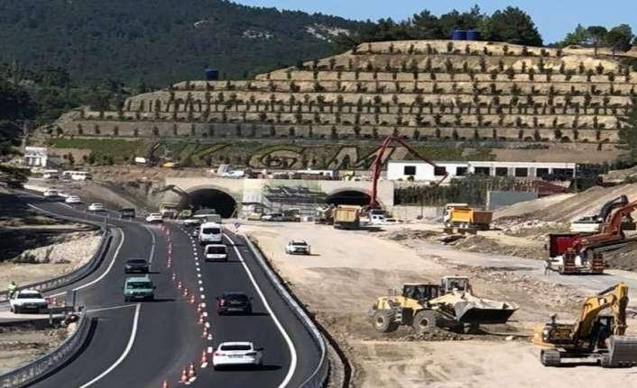 Sabuncubeli Tünelleri yarın açılıyor