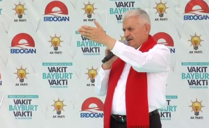 """""""Ülkemizi korumak için şimdi sıra Kandil'de"""""""