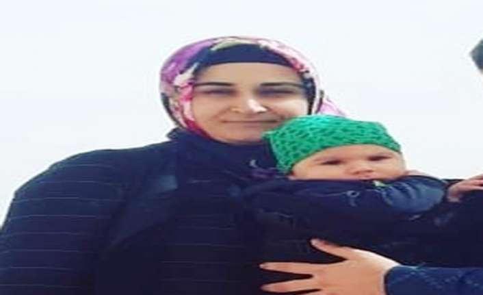 Asker eşi ve bebeğinin acı haberi Sivas'a ulaştı