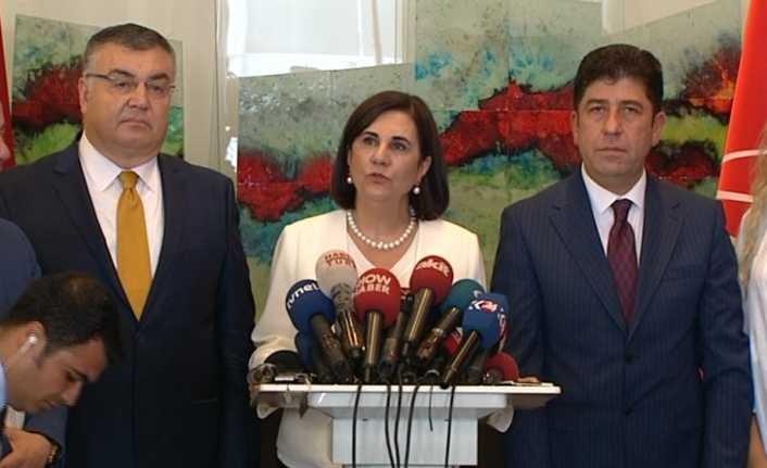 CHP'li muhalifler toplandı