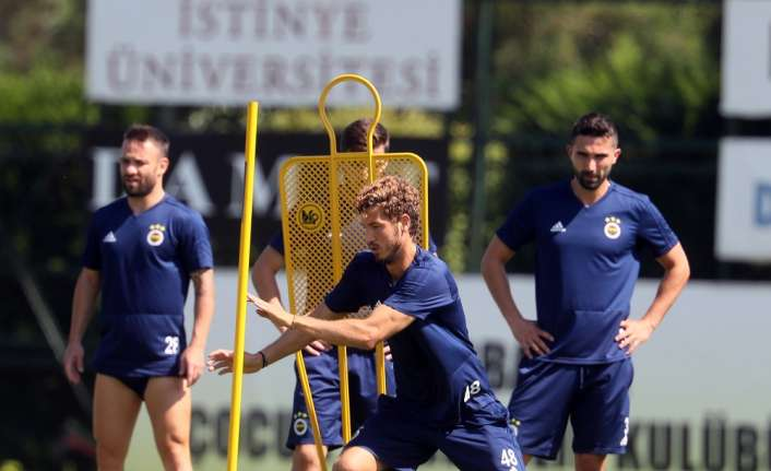 Fenerbahçe Bursaspor maçı hazırlıklarını tamamladı