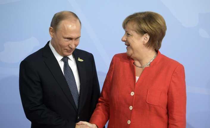 Merkel'den dikkat çeken açıklama
