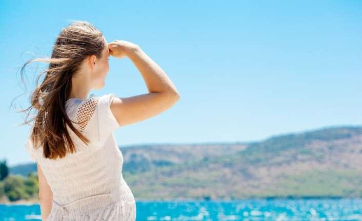 Sıcak havalarda ani ısı değişikliği uyarısı