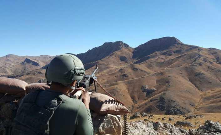 Siirt'te 4, Mardin'de 1 terörist etkisiz hale getirildi