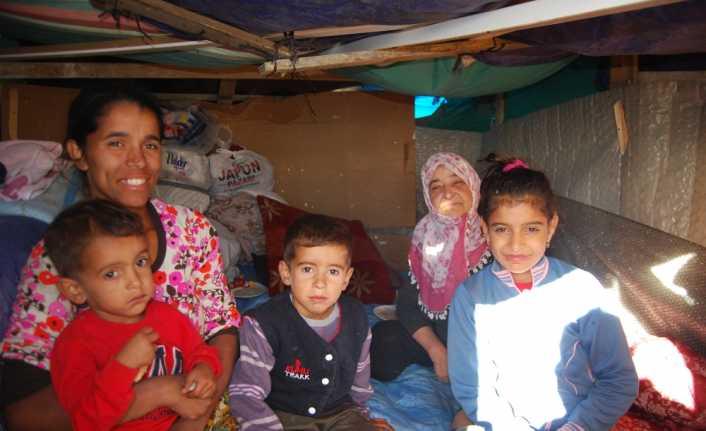 6 kişilik aile yardım bekliyor