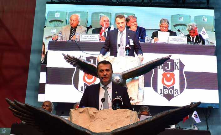 Beşiktaş'ta tüzük değişti