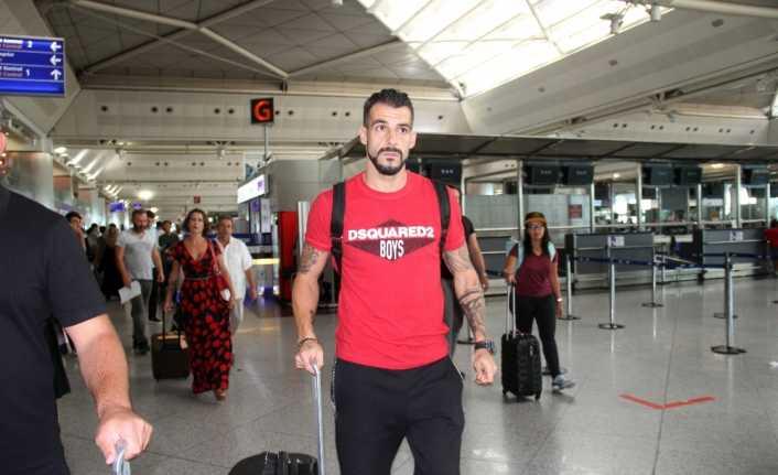 Beşiktaş'tan Negredo krizi