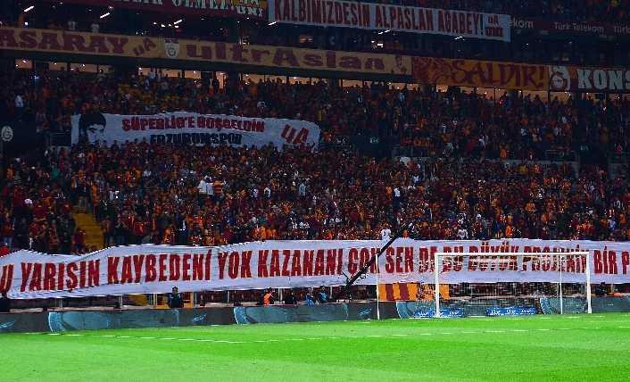 Galatasaray'ın galibiyetiyle biten karşılaşmadan notlar