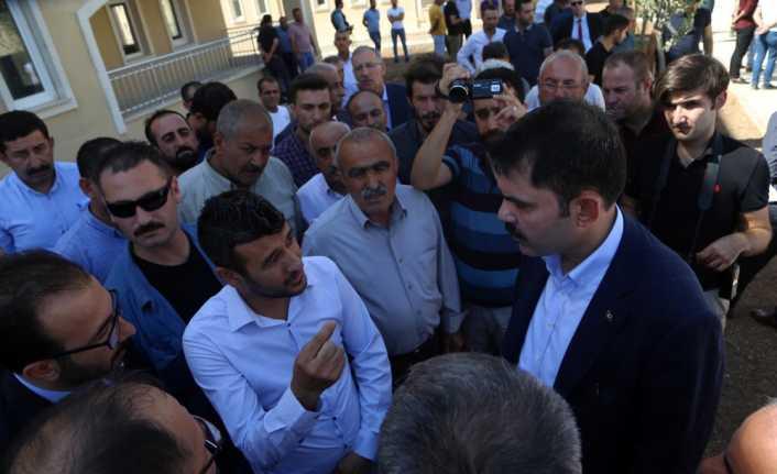 """""""Terör mağdurlarına konutlar 15 gün içinde teslim ediliyor"""""""