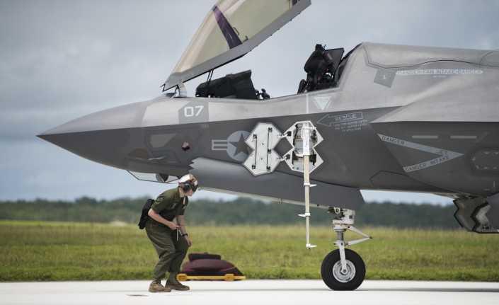 ABD'nin ardından İsrail ve İngiltere de F-35'leri askıya aldı