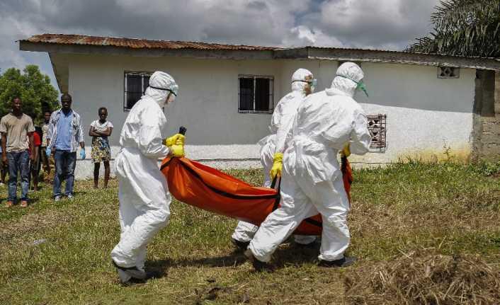 Ebola bilançosu ağırlaşıyor: 3 ayda 200 ölü