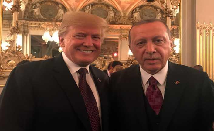 """""""Erdoğan ve Trump Kaşıkçı cinayetini görüştü"""""""