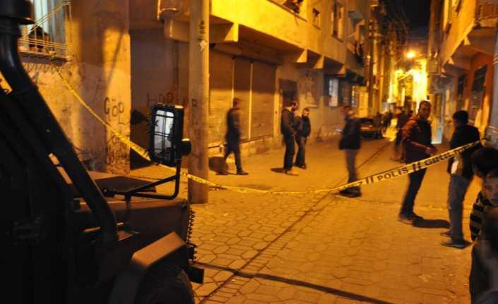 İki grup arasında silahlı çatışma: 2 yaralı