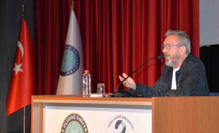 Osman Sınav'dan öğrencilere: Aşık olun