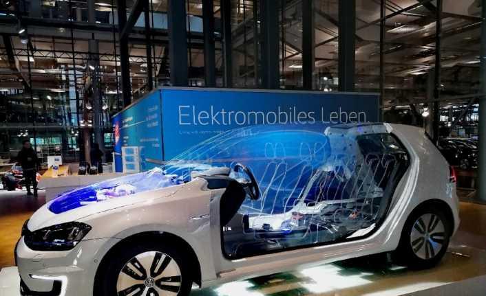 VW'den 44 milyar euroluk yeni yatırım