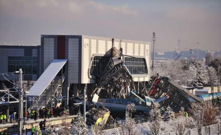 Ankara'daki tren kazası soruşturmasında flaş gelişme