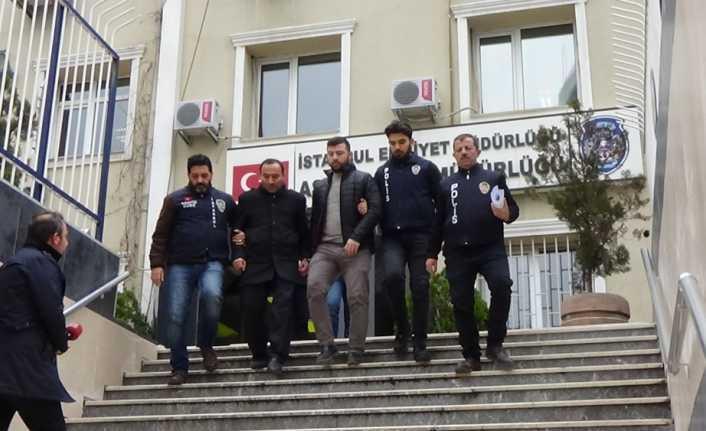 İstanbul'da mahallede vurgun yapan baba ve oğulları yakalandı