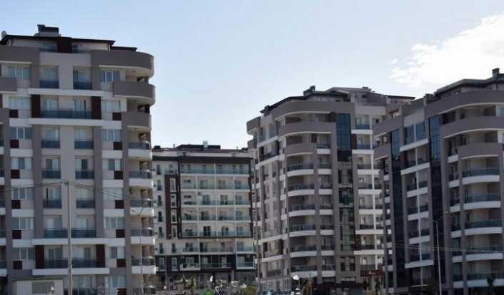 Kasım ayı konut satış istatistikleri açıklandı
