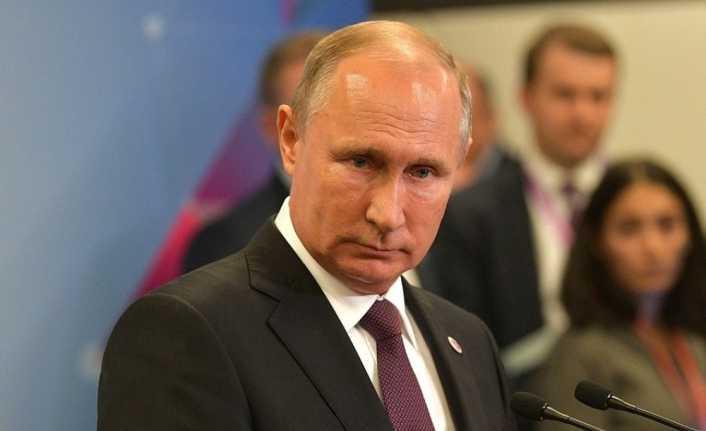 """Putin: """"ABD'nin Suriye'den çekildiğine dair emare yok"""""""