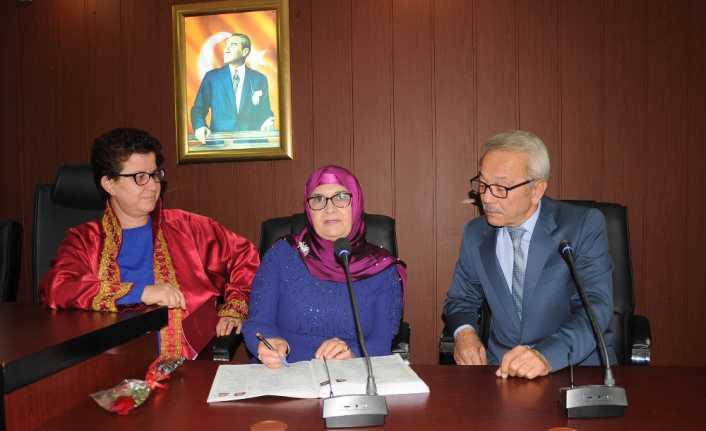 Türkiye-Kıbrıs hattında bitmeyen aşk: 48 yıl sonra evlendiler