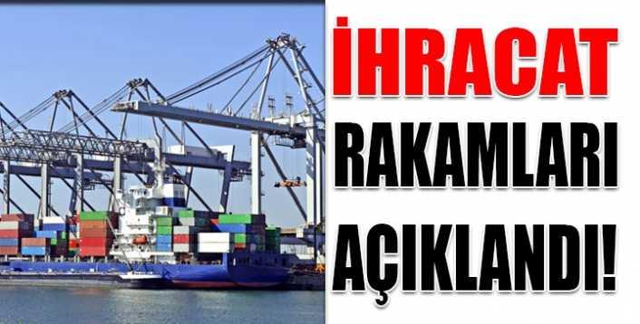 Erzincan'da ihracat 11 milyon dolara ulaştı