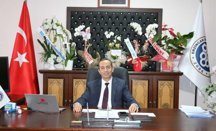 Kantarcı: Erzincan'ı iyi bir seviyeye getireceğiz