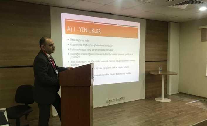 Amaç Erzincan halkına kaliteli sağlık hizmeti sunmak