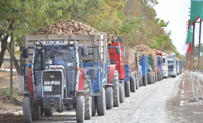 Erzincan'a 27 bin 825 ton pancar şekeri kotası