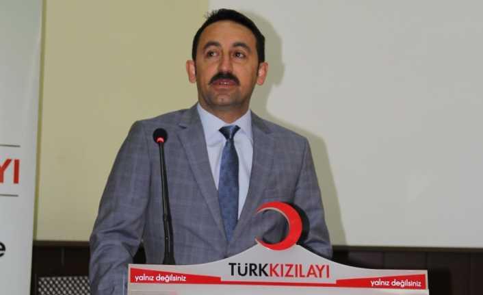 Kızılay'ın yeni Başkanı Mumcu