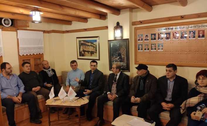 Kültür Karıncaları Projesi Kemaliye'de Başladı
