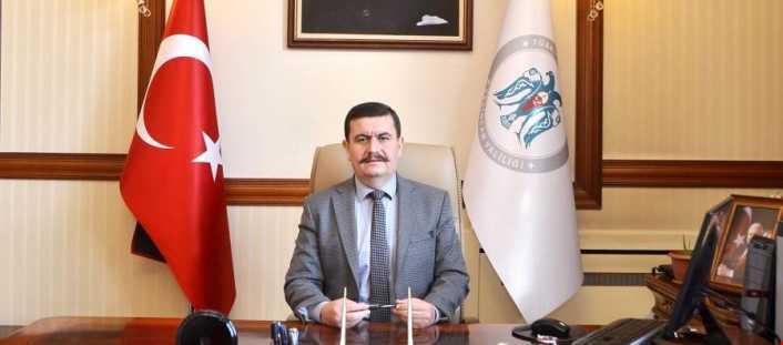 Vali Arslantaş: 101 yıl önce Erzincan'ımızda destan yazılmıştır