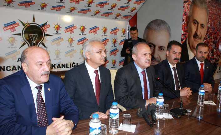 Bakan Turhan: Ülkemizin bekası için önemli bir seçim