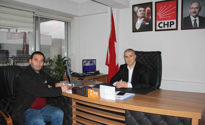 CHP İl Başkanı: Taban oylarımızı başka yere yönlendirme çalışması yapılıyor