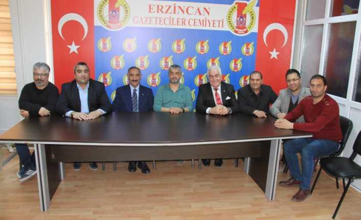 MHP heyetinden EGC'ye ziyaret