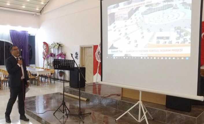 Taş Ulalar'da Proje Tanıtım Toplantısı Düzenledi