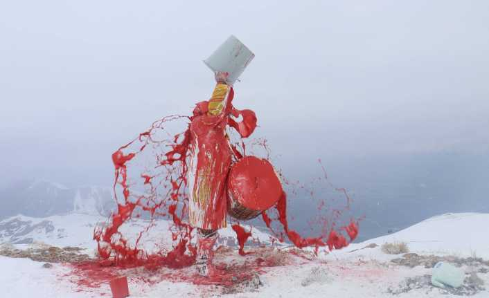 Ergan Dağı'ndan Dünya'ya çağrı