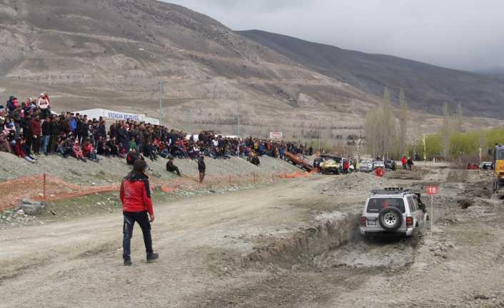 Erzincan'da Off Road heyecanı