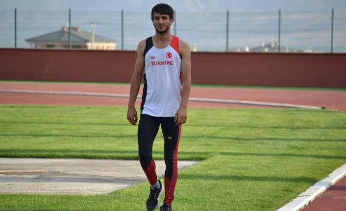 Abdullah Özdemir Türkiye Şampiyonu oldu