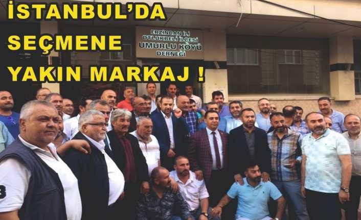 Erzincan'dan İstanbul Çıkarması