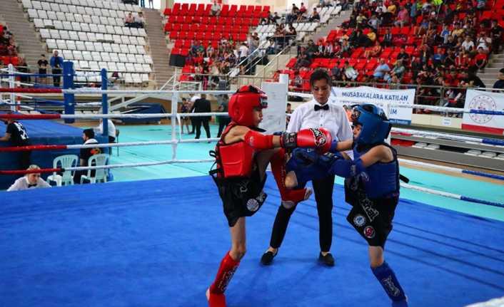 Muaythai Türkiye Şampiyonası başladı
